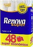 Renova Papel Higiénico Super | 48 Rollos