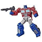 Transformers Juguetes Figura de acción WFC-K1 Optimus Prime de Generations War for Cybertron: Kingdom Core Class de 8,5cm, a Partir de 8 años