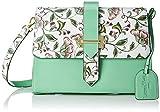 Laura Vita - 2592, Bolsos maletín Mujer, Verde (Vert D'), 11.0x20.0x29.0 cm (W x H L)