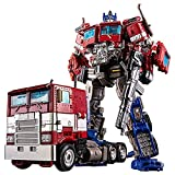 BSTCAR Optimus Prime Transformer Figur Transformer Robot Coche Deformado Coche Robot Transformadores Juguetes Regalo para Niños Niños