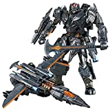 Funmix Juguetes de Robot deformados compatibles con Transformers de Juguete de conversión, Juguetes de Megatron Autobots con Figuras Intercambiables,Adorno de Figuras de acción de Robot Transformador