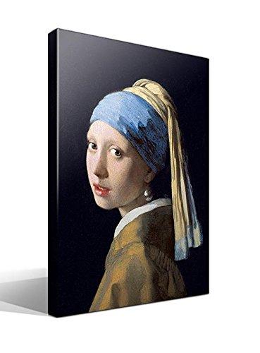 La Joven de la Perla de Johannes Jan Vermeer
